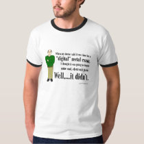Digital Rectal Exam T-Shirt