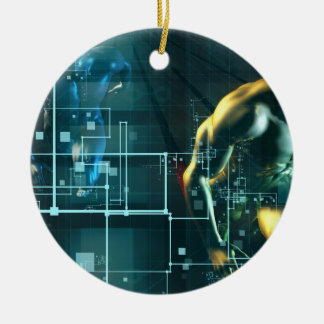 Digital Revolution and the Race for New Consumer Ceramic Ornament
