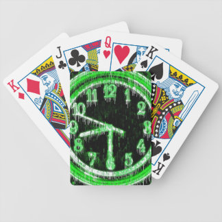 Digital Revolution Bicycle Playing Cards