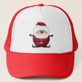 Digital Santa Trucker Hat