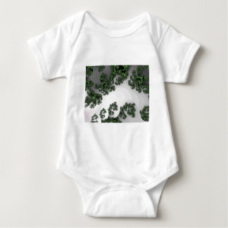 Digital Sea Dragon Baby Bodysuit