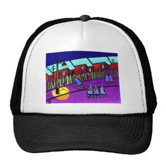 Digital Street Scene Trucker Hat