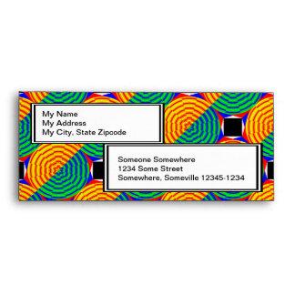 Digital Sunrise Envelopes