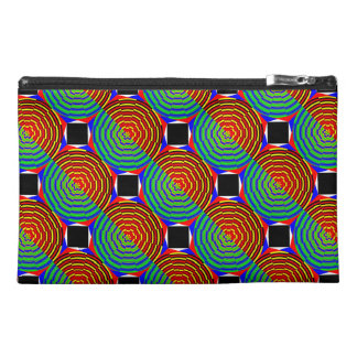 Digital Sunset by Kenneth Yoncich Travel Accessories Bag