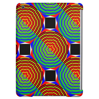 Digital Sunset Cover For iPad Air