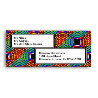 Digital Sunset Envelopes