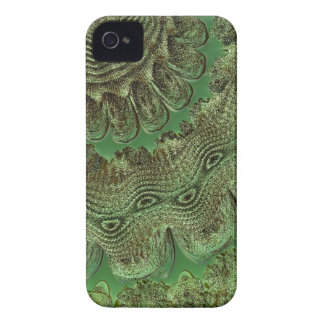 digital surprise green 02 iPhone 4 cover