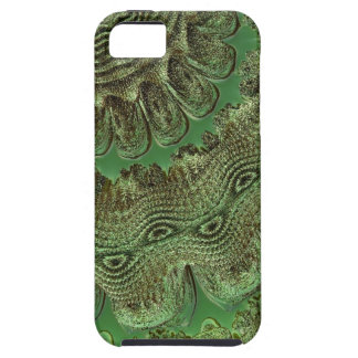 digital surprise green 02 iPhone 5 cover