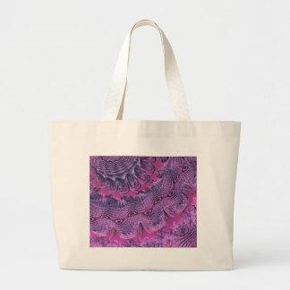 digital surprise pink 02 canvas bags