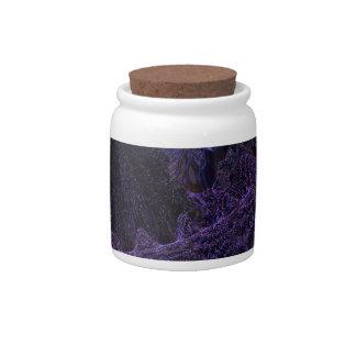 digital surprise purple candy jars
