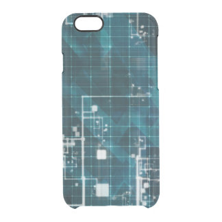 Digital Surveillance and Ethics of Online Privacy Clear iPhone 6/6S Case