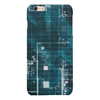 Digital Surveillance and Ethics of Online Privacy Glossy iPhone 6 Plus Case
