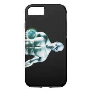 Digital Surveillance and Ethics of Online Privacy iPhone 7 Case