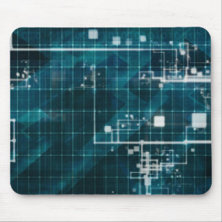 Digital Surveillance and Ethics of Online Privacy Mouse Pad