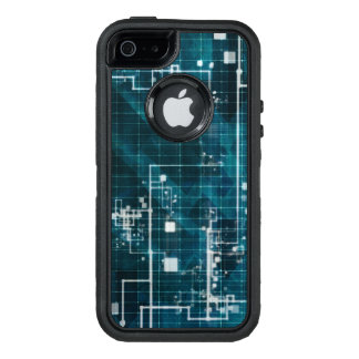 Digital Surveillance and Ethics of Online Privacy OtterBox Defender iPhone Case