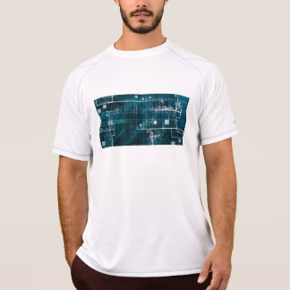 Digital Surveillance and Ethics of Online Privacy T-Shirt