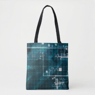 Digital Surveillance and Ethics of Online Privacy Tote Bag