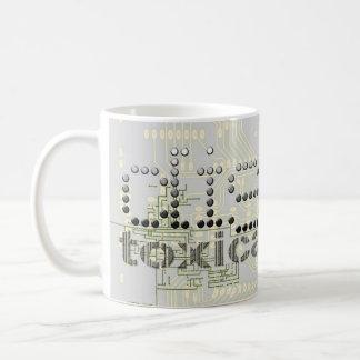 digital toxication coffee mug
