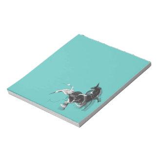Digital Unicorn Notepad