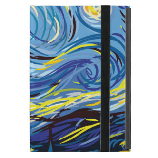 Digital Van Gogh Cover For iPad Mini
