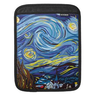Digital Van Gogh Sleeve For iPads