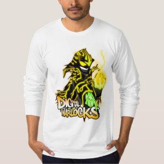 Digital Warlocks Yellow Warlock - American Apparel T Shirt