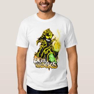 Digital Warlocks Yellow Warlock - Basic T-Shirt