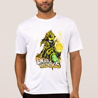 Digital Warlocks Yellow Warlock - Performance Micr T-shirt