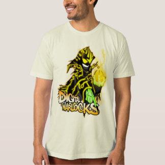 Digital Warlocks Yellow Warlock - Performance Micr Tee Shirt