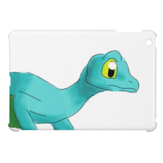 Digital Watercolor Winged Gecko Animal iPad Mini Cases
