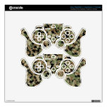 Digital Woodland Camo- PS3 Controller Skin For PS3 Controller