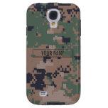 Digital Woodland Camouflage Customizable