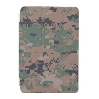 Digital Woodland Camouflage iPad Mini Cover