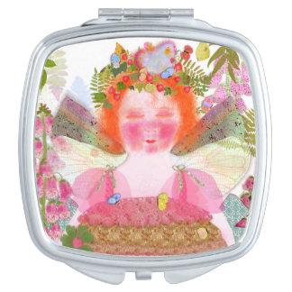 Digitalis faery mirror espejo compacto