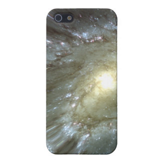 Digitally altered galaxy cover for iPhone SE/5/5s