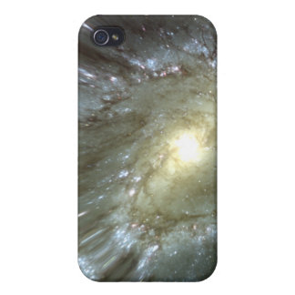 Digitally altered galaxy iPhone 4/4S cover