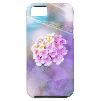 Digitally Enhanced Flower iPhone 5 Cover