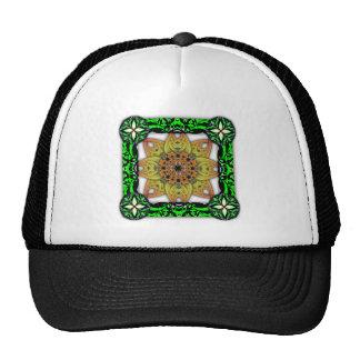 Digitally Grown Flower 1st Bloom Transparent Mesh Hat