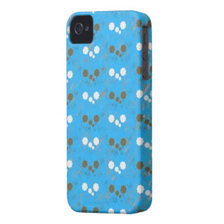 Digitally kind - blue iPhone 4 Case-Mate cases