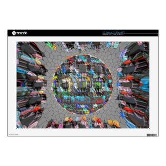 "Digitally painted Artistic Diamond Skins For 17"" Laptops"