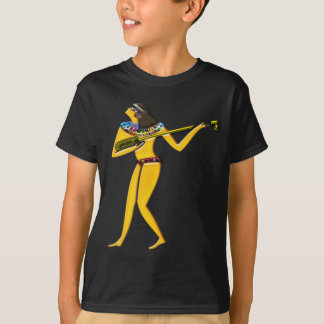Digitally Painted; Early Egyptian Apparel T-Shirt