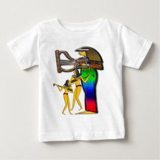 Digitally Painted; Early Egyptian two Apparel Baby T-Shirt