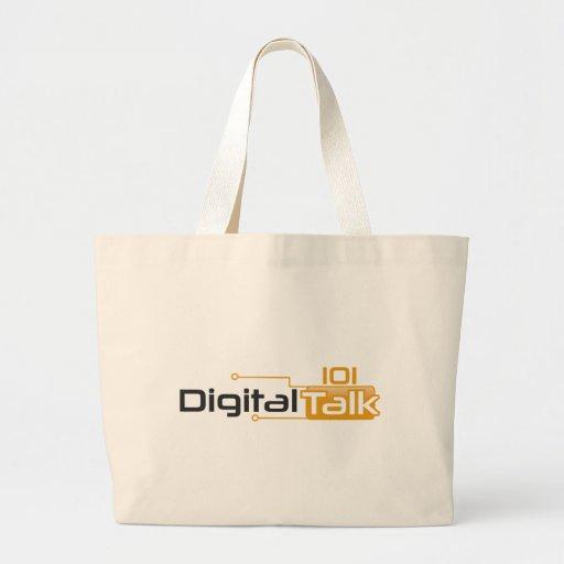 DigitalTalk101 Fan Gear Tote Bag