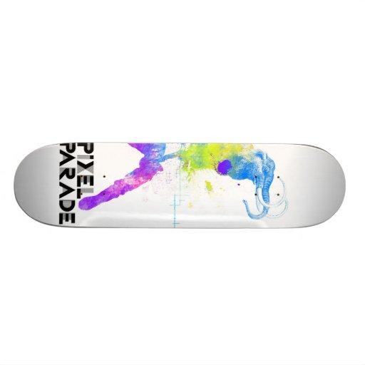 Digitelephant Custom Skate Board