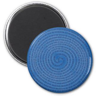 digits 2 inch round magnet
