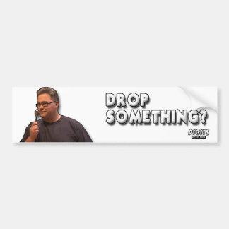 Digits - DTM Bumper Sticker Car Bumper Sticker