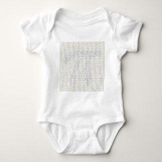 Digits of Pi Baby Bodysuit