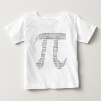 Digits of Pi Baby T-Shirt