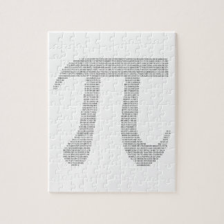 Digits of Pi Jigsaw Puzzle