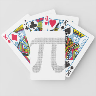 Digits of Pi Card Decks